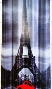 וילון דגם – פריז
