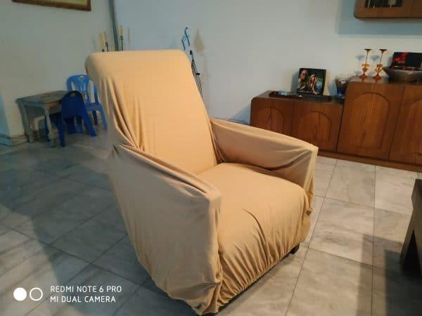 כיסוי לכורסא